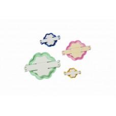 Набор для изготовления помпонов Rejoice 3,5см, 5,5см, 7см, 9см, KnitPro, 10871